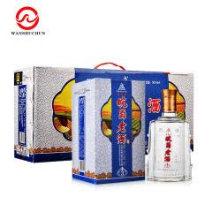 42°五粮原浆三星老酒500ml(4瓶装)(2012年)