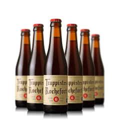 比利时进口罗斯福6号精酿啤酒330ml(6瓶装)