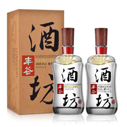 48°丰谷酒坊500ml+48°丰谷酒坊(品鉴酒)500ml