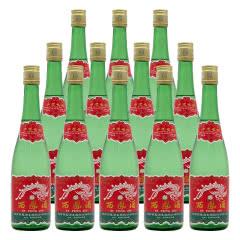 陈年老酒 55°西凤酒500ml×12瓶/箱装(2011年)