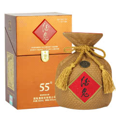 55°酒鬼酒(2012年)500ml