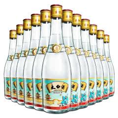 45°金标太白酒475ml(12瓶装)(2015年左右)
