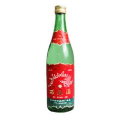 60°西凤酒绿瓶500ml(80年代)