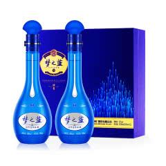 52°洋河蓝色经典梦之蓝M6礼盒装 500ml*2