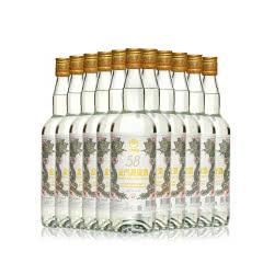 金门高粱酒 58度白金龙台湾白酒750ml*12瓶