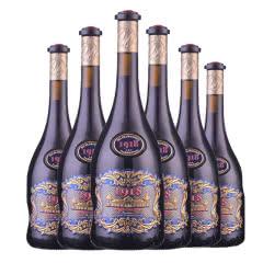 14.5°法国白马康帝·1918干红葡萄酒750ml(6瓶装)