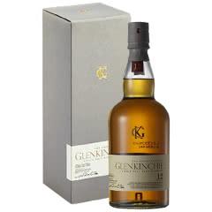 43°英国格兰昆奇12年单一麦芽威士忌700ml