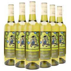 12.5°迪吉里特(神笛)莎当妮白葡萄酒白葡萄酒750ml  6支装