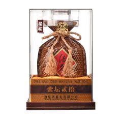 52°酒鬼酒紫坛(柔和)500ml