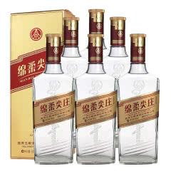 42°五粮液股份公司金标绵柔尖庄500ml(6瓶装)