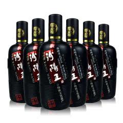 42°汾阳王封坛老酒清香型白酒248ml(6瓶装)
