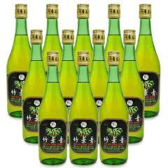 45° 汾酒杏花村竹叶青  475ml(12瓶装)