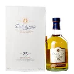 48.8°达尔维尼25年单一麦芽威士忌700ml