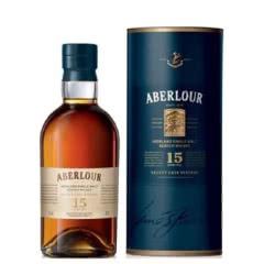 48°雅伯莱(亚伯劳尔)15年单一麦芽威士忌700ml