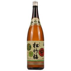 16°日本松竹梅清酒 日式传统清酒 1800ml