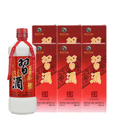 53°贵州习酒 老习酒500ml*6瓶