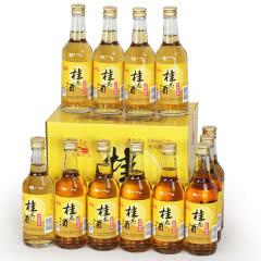 古越龙山桂花酒330ml*12预调果酒 整箱出售