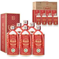 53°黄金酱(红10酱)500ml(6瓶装)+53°黄金酱(红10酱)250ml*4