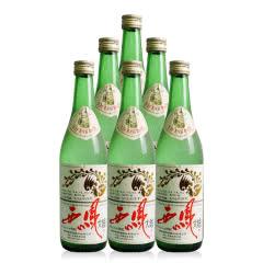 【老酒特卖】48°西凤大曲500ml(2001年—2002年)(6瓶装)收藏老酒