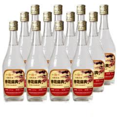 42°泓誉杏花迎宾汾酒原浆酒汾酒产地清香型白酒475ml(12瓶装)