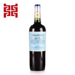 13.5°智利伊拉苏窖藏系列梅洛赤霞珠红葡萄酒