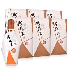 42°汾阳王(白)钻石500ml(6瓶装)