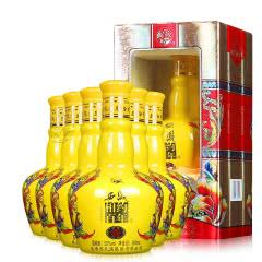 52°西凤酒 相约百年 浓香型白酒 整箱500ml*6瓶