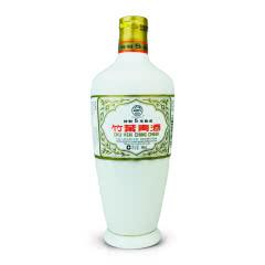 老酒 45º瓷瓶竹叶青酒五年熟成500ml单瓶装(2008年)