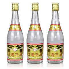 42°汾酒产地汾阳王酒清香型白酒475ml(3瓶装)