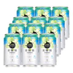 金牌 台湾啤酒白葡萄味果啤330ml(12听装)