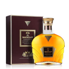 43°麦卡伦紫钻1700系列单一麦芽威士忌700mL