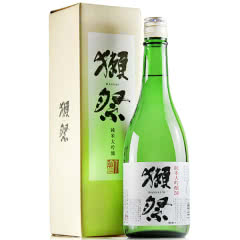 獭祭日本清酒原装进口日式赖祭纯米大吟酿濑祭清酒 獭祭50 720ML