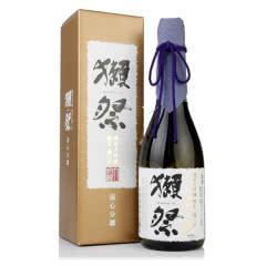 獭祭日本清酒原装进口日式赖祭纯米大吟酿濑祭清酒 獭祭23 二割三分清酒 720ML