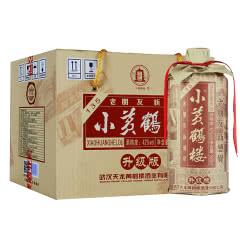42°黄鹤楼酒小黄鹤楼135浓香风味白酒500ml(6瓶装)