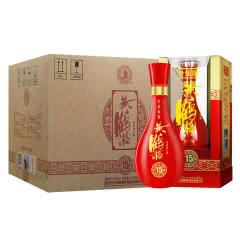 42°黄鹤楼酒生态原浆15兼香型白酒500ml(6瓶装)