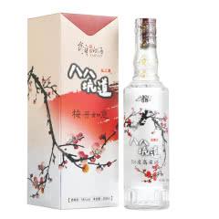 【老酒特卖】58°台湾八八坑道窖藏高粱酒 梅开如意500ml(2014年份)