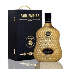 40°国产Paul Empire保罗帝国VSOP白兰地700ml (送木礼盒)