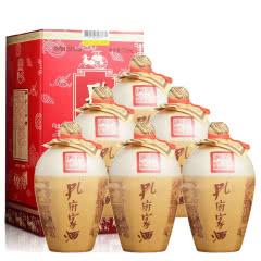 52°孔府家酒新陶 750ml(6瓶装)