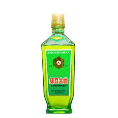 高度绿豆大曲酒500ml(80年代)