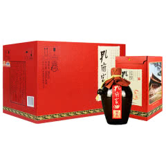38°孔府家酒新金装大陶酒500ml(6瓶装)