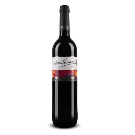 西班牙原瓶原装进口红酒 唐诺威赛帝斯干红葡萄酒 750ml
