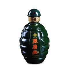 36°蒙特泉地雷瓶酒 浓香型白酒异形瓶 500ml单瓶装