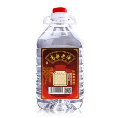 60度高沟高粱老酒粮食酒散装桶装高度泡药散酒2.5L白酒 四川泸州地产酒
