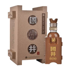 【酒厂直营】国井 38°1915酒庄 500ml单瓶 礼盒装 送礼佳品