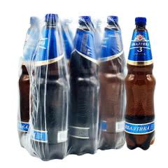 俄罗斯进口波罗的海大桶装啤酒 3号经典啤酒 1350ml*6