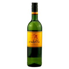 南非进口酒 艾拉贝拉(Arabella)长相思干白葡萄酒750ml