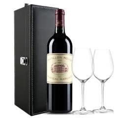 玛歌副牌/玛歌红亭红葡萄酒 法国原瓶进口红酒 2015年 副牌 750m