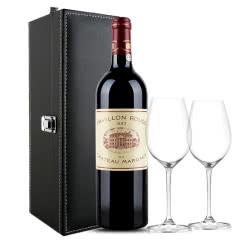 玛歌副牌/玛歌红亭红葡萄酒 法国原瓶进口红酒 2013年 副牌  750ml