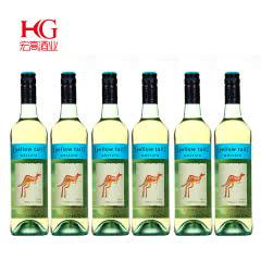 澳大利亚黄尾袋鼠莫斯卡甜白葡萄酒750ml*6支