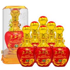 陕西西凤酒 老西凤藏品级 52° 浓香型婚庆用酒 500ml*6瓶(整箱)